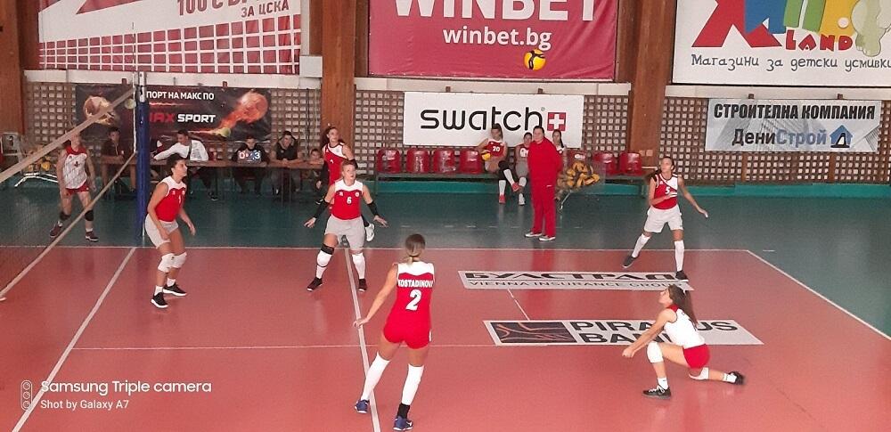 Турнир по волейбол_2